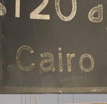 October 28, 2019 – Hurghada to Cairo